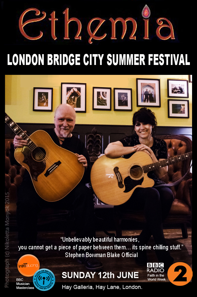 London Bridge Summer Fest Poster 2016 copy